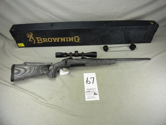 Browning X-Bolt, .243 w/Vortex Scope, SN:90571ZT354