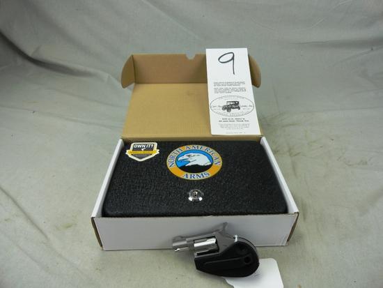 North American Arms Holster Grip 22 LR, M.NAA-22LR-HG, SN:L206697, NIB (Handgun)