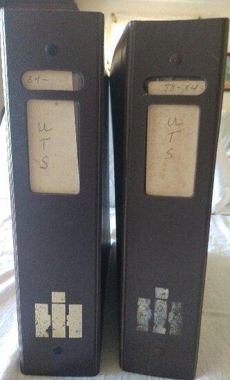 UTS - Update for Uptime Service, Book 1 & 2 - 1977 thru 1986