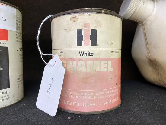 White Enamel quart