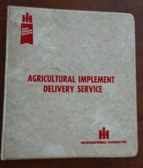 Agricultural Implement Delivery Service