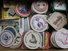 Mixed vintage Beer coaster collection approx 250, 1970s includes some scarc