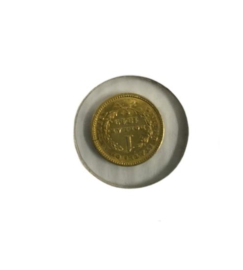 1849 $1.00 US Gold