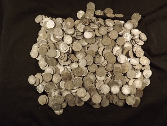 500 Steel Cents