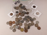LARGE MISC. COIN LOT