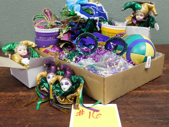 Misc. Mardi Gras Celebration Box