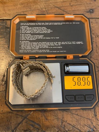 ANTIQUE 14k Bracelet