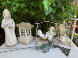 GARDEN STATUARY AND MORE