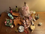 BALLET ORNAMENTS, BOTTLE ORNAMENTS AND MORE