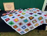 CROCHET BLANKET AND MORE