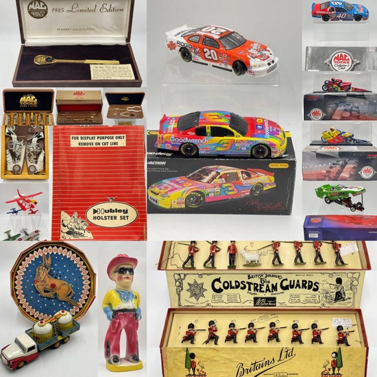 Coins, Cars, Antiques and More
