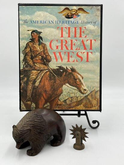 WESTERN COLLECTIBLE LOT