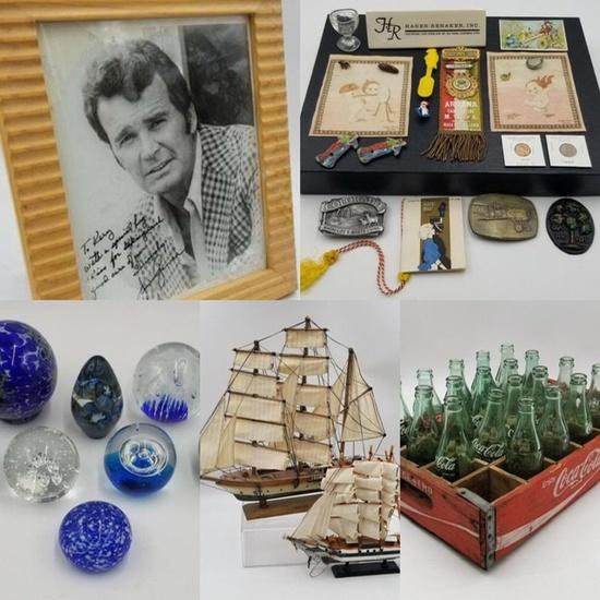 1 of 5 Antique Dealer Liquidation Auction