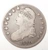 1830 BUST HALF DOLLAR F/VF