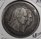 1900 LAFAYETTE DOLLAR XF