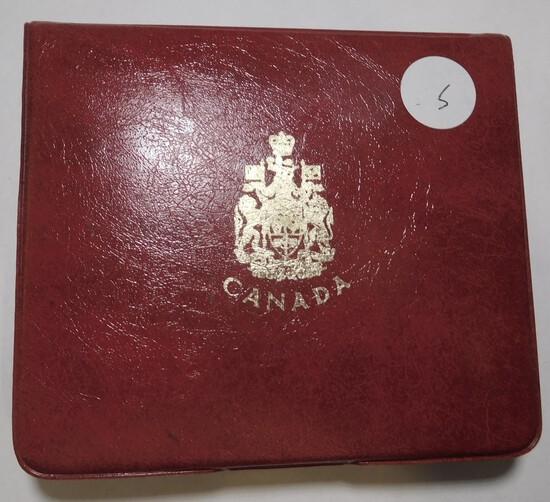 1972 CANADA MINT SET IN BOX