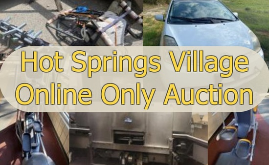 HSVPOA Auction Online Only