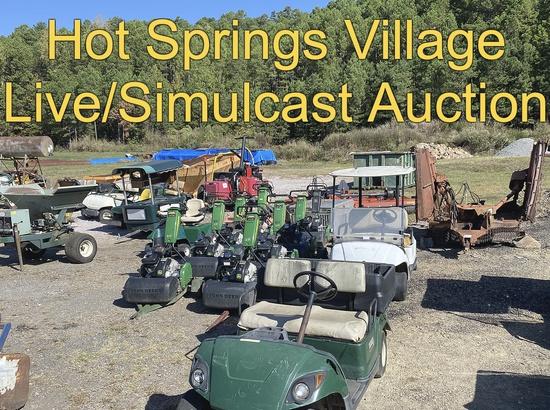 HSVPOA Auction Live/Simulcast