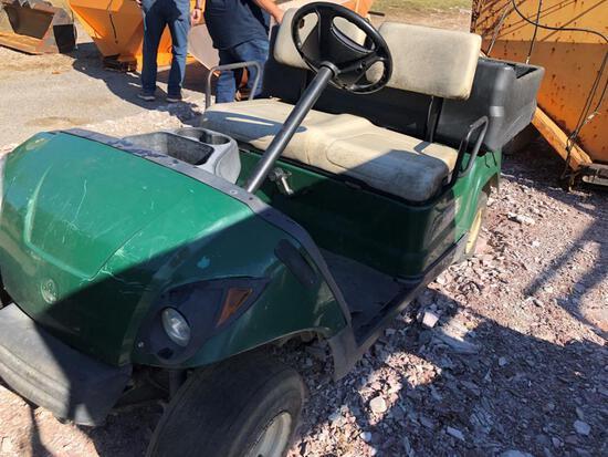 Yamaha Adventure 1 Golf Cart