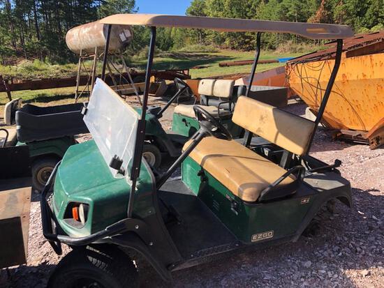 EZ Go Terrain Golf Cart