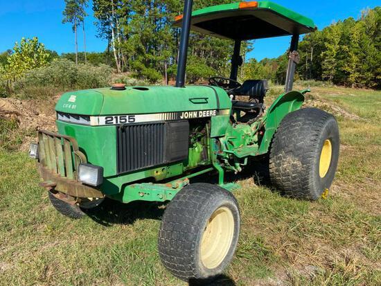 1991 John Deere Tractor