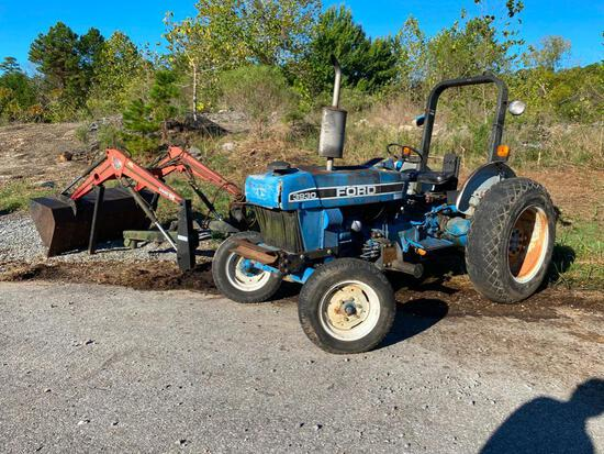 1995 Ford 3930 Tractor