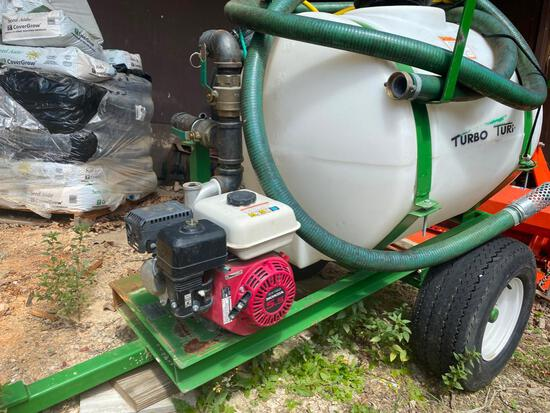 turbo turf hydroseeder, Pallet of Seed Aid Cover Grow to be Sold with HydroSeeder
