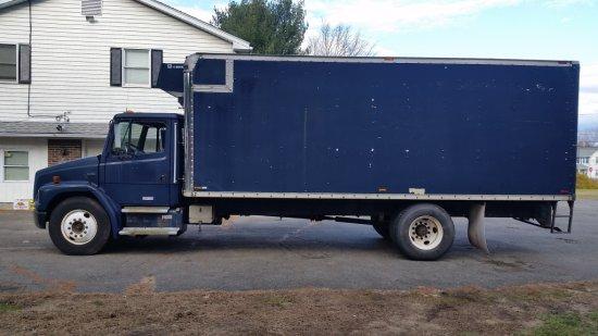1999 Freightliner FL70, Reefer Box Truck