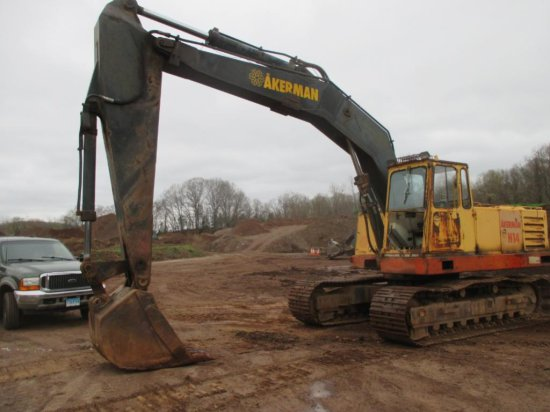 1986 ACKERMAN H14 Excavator
