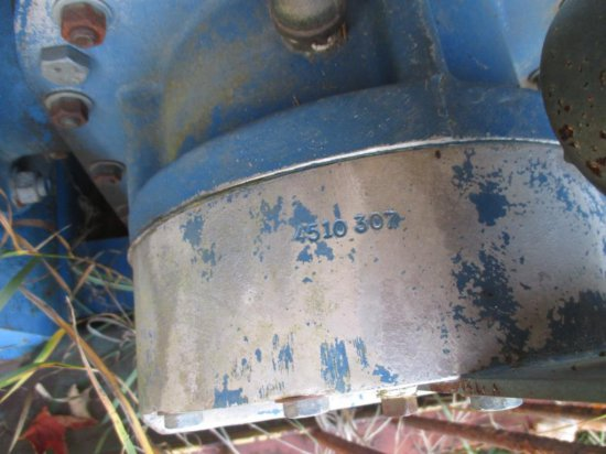 Thompson Dewatering Pump