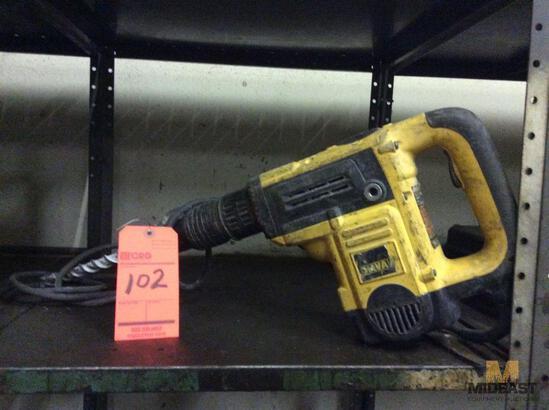 DeWalt D25501 electric rotary hammer