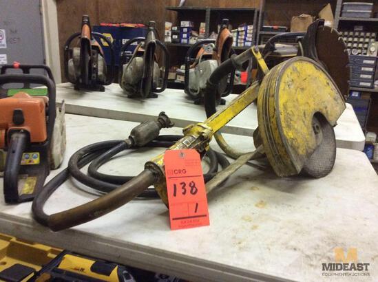 15 inch pneumatic chop saw