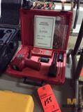 Moffatt UG1 leak test kit with case
