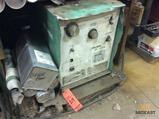 Linde 250 STICK AC/DC welder, 20-320 current,? 220v, single phase