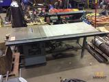 Delta 34-802 10 inch UNISAW table saw with fence, 3 HP motor, 1 phase