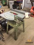 Makita 2711 table saw, 10 inch, 3800 RPM, 1 phase