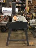 Craftsman 12 inch tilting head band saw, 1 1/8 HP, two speed, 1 phase