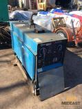 Miller BIG50 diesel CC/DC welder and power generator, 4478.6 hours, 95 MAX OCV, s/n KK115071
