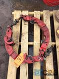 Reed LCRC16 16 inch pipe cutting fixture
