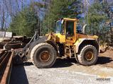 Volvo L110E wheel loader, 5,581 Hours!, hyd. quick coupler, 3 yd.G. P bucket, enclosed cab, Volvo
