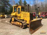 1988 CAT D5H Dozer, 5,233 hours, strong drivetrain, s/n 8RC01329, 5,233 Hours.  SEE VIDEO!