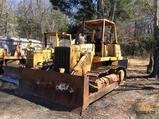 1979 John Deere 750 bulldozer, 498.9 hours, 10 foot wide blade, 20 inch wide steel tracks, s/n
