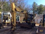 2000 CAT M318 Wheel Excavator, with WainRay 3 foot wide bucket. SEE VIDEO!