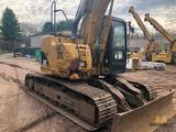2003 CAT 314C-LCR track excavator, 1977 hrs, quick coupler, mechanical thumb, auxillary hydraulics,