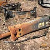 CAT hammer H130S320, s/n 7CM615