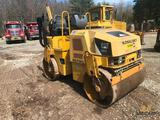 2011 CAT CB24 roller s/n 24001711, 1012 hours, 46 inch roller.  SEE VIDEO!