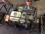 Honda WT30X portable water / trash pump, Honda GX160 motor, 3 1/4 in / 3 1/4 out