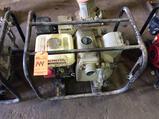 Honda WT20X portable water / trash pump, Honda GX160 motor, 2 1/4 in, 2 1/4 out
