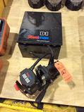 Steel Max D1 portable magnetic base drill, with case
