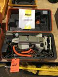 Nikon DTM-430 electronic total station with case